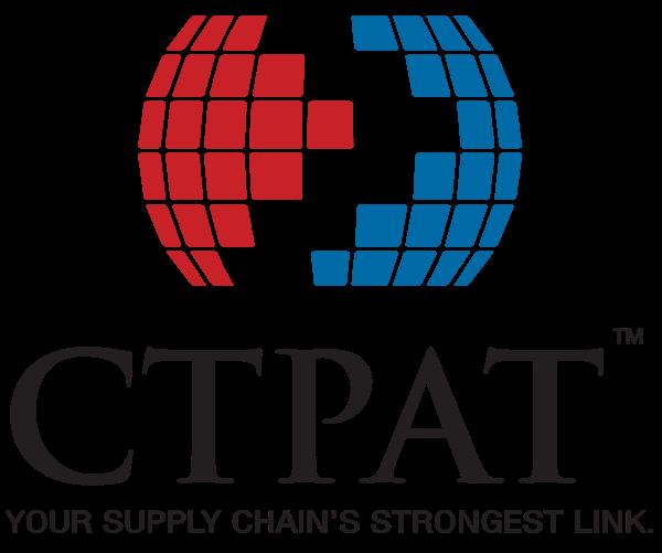Customs Trade Partnership Against Terrorism (CTPAT) logo