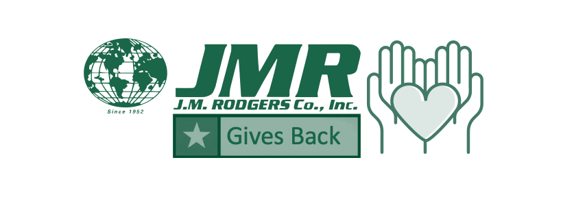Giving Back: J.M. Rodgers Charity 2020