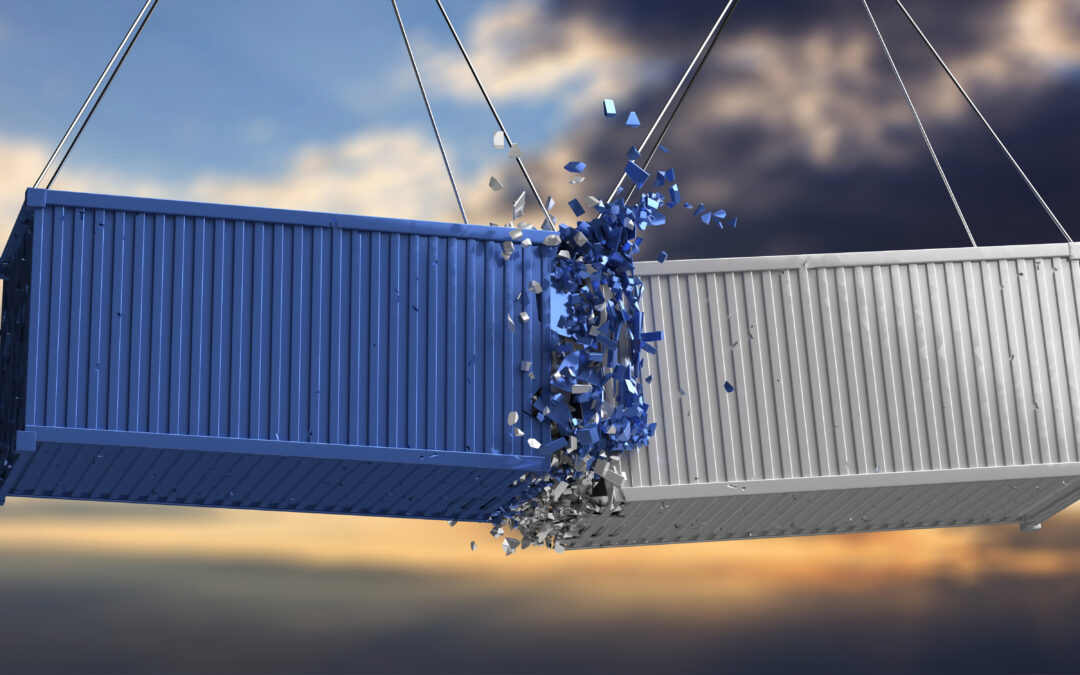 Container Crunch and Contracts