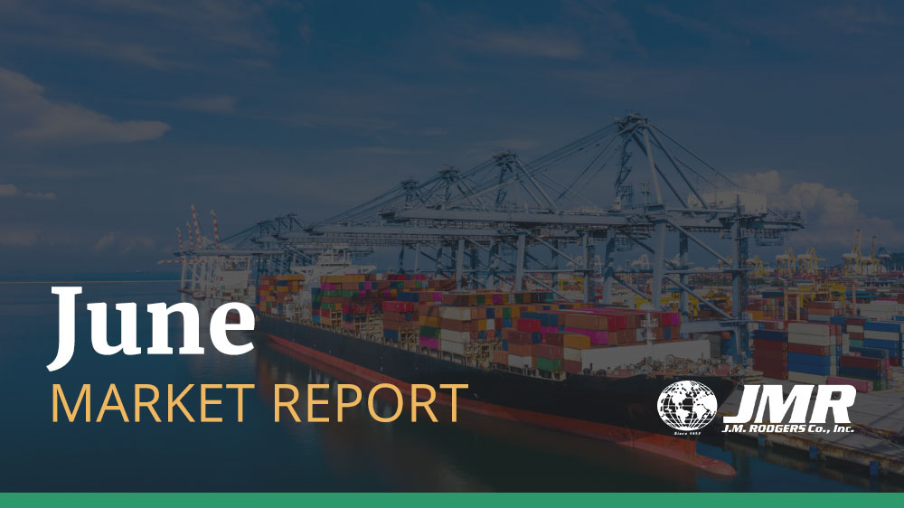 [June Market Report] Transpacific Rates and Space Situation Updates