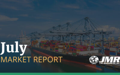 [July Market Report] Transpacific Rates and Space Situation Updates